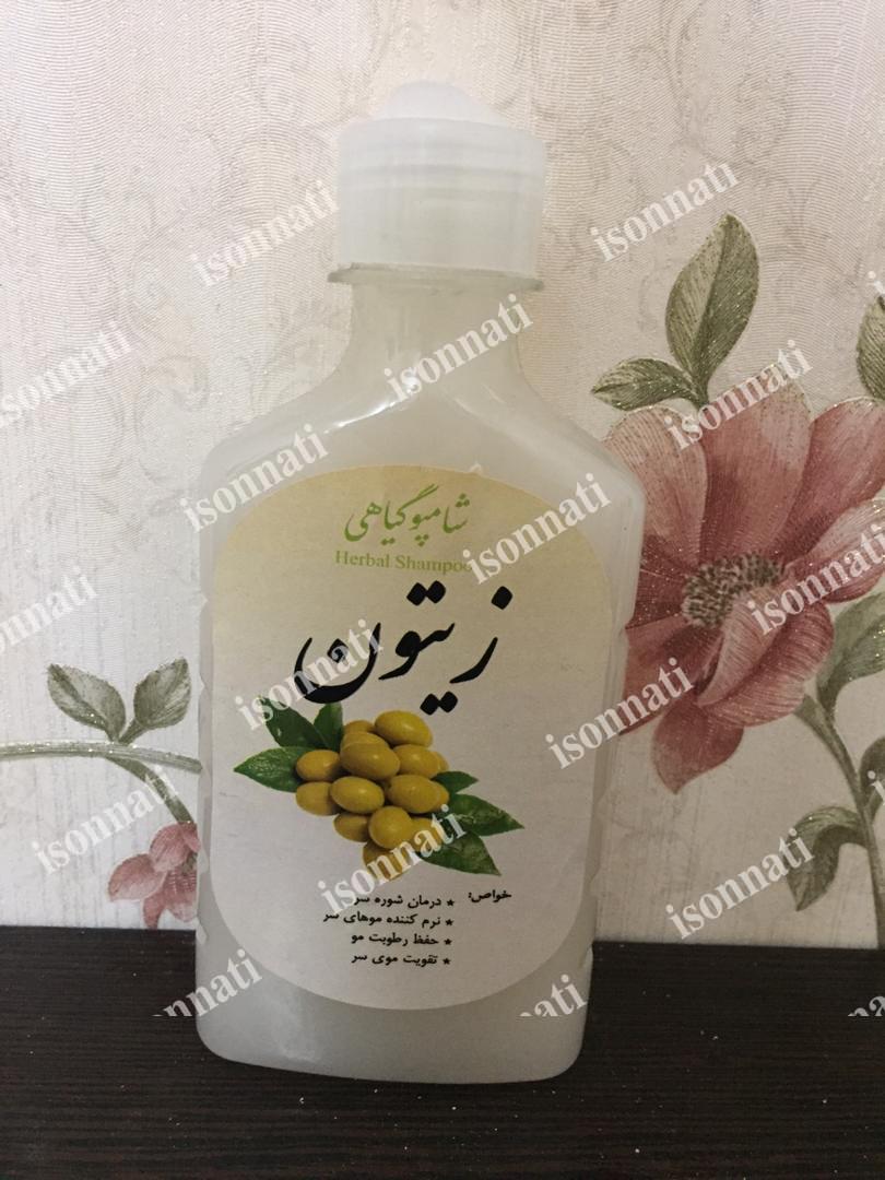 جایگزین طبیعی شامپو در طب اسلامی