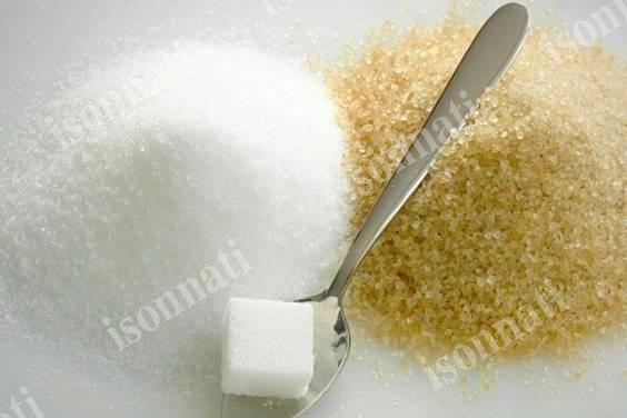 قیمت شکر سفید و قهوه ای چقدر میباشد؟