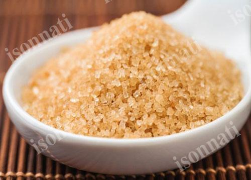 خواص شکر قهوه ای برای پوست و سلامت کبد