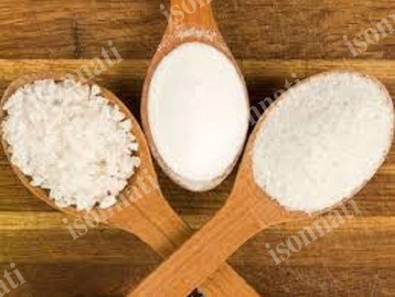 تاریخچه مصرف انواع نمک