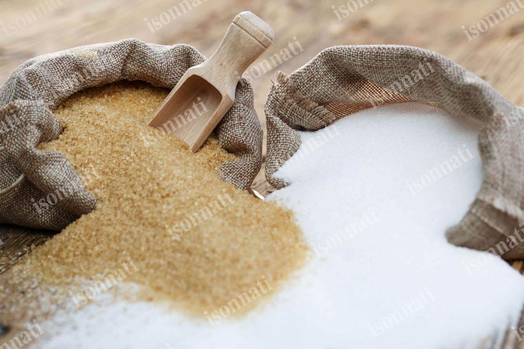 تفاوت مراحل تولید شکر قهوه ای و سفید