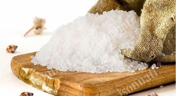 نمک تصفیه نشده چیست و چه انواعی دارد؟