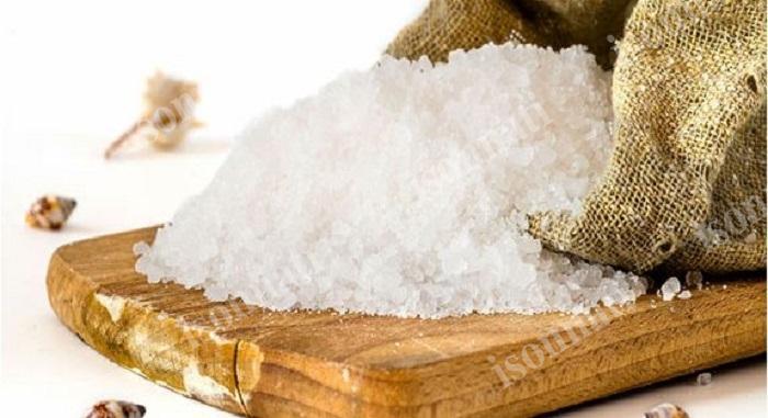 خواص نمک دریای تصفیه شده و نمک معدنی
