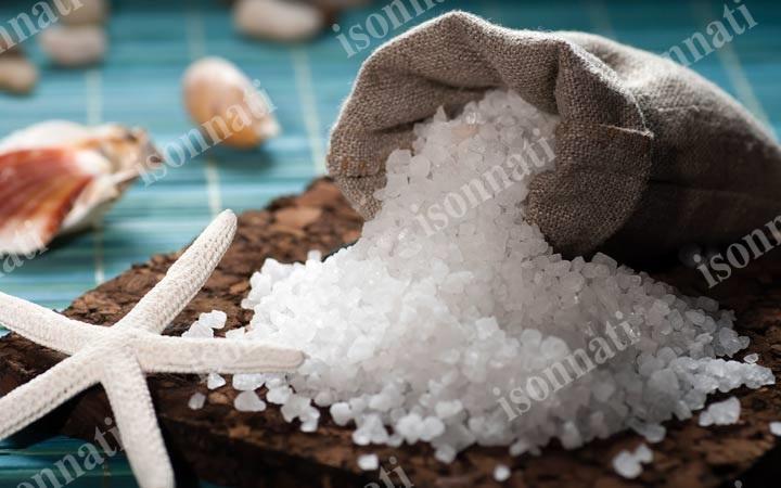 خواص نمک دریا خوراکی برای رفع فشارخون