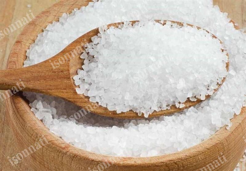 مضرات نمک تصفیه شده در طولانی مدت