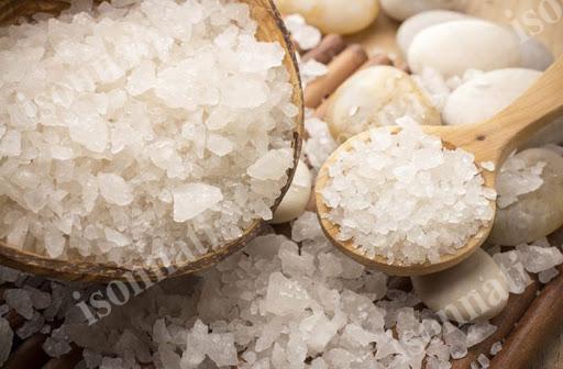 تولید انواع نمک دریا خوراکی