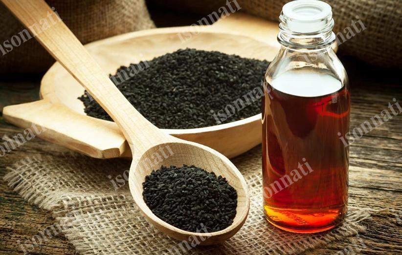 روغن سیاه دانه برای مو کودک و شوره در طب سنتی