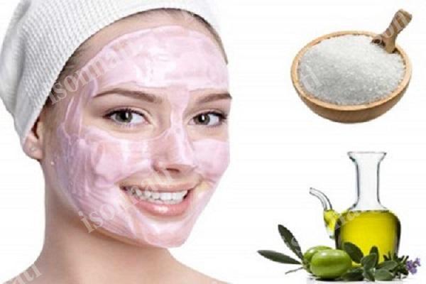 ماسک نمک دریاچه ارومیه برای پوست صورت و بدن