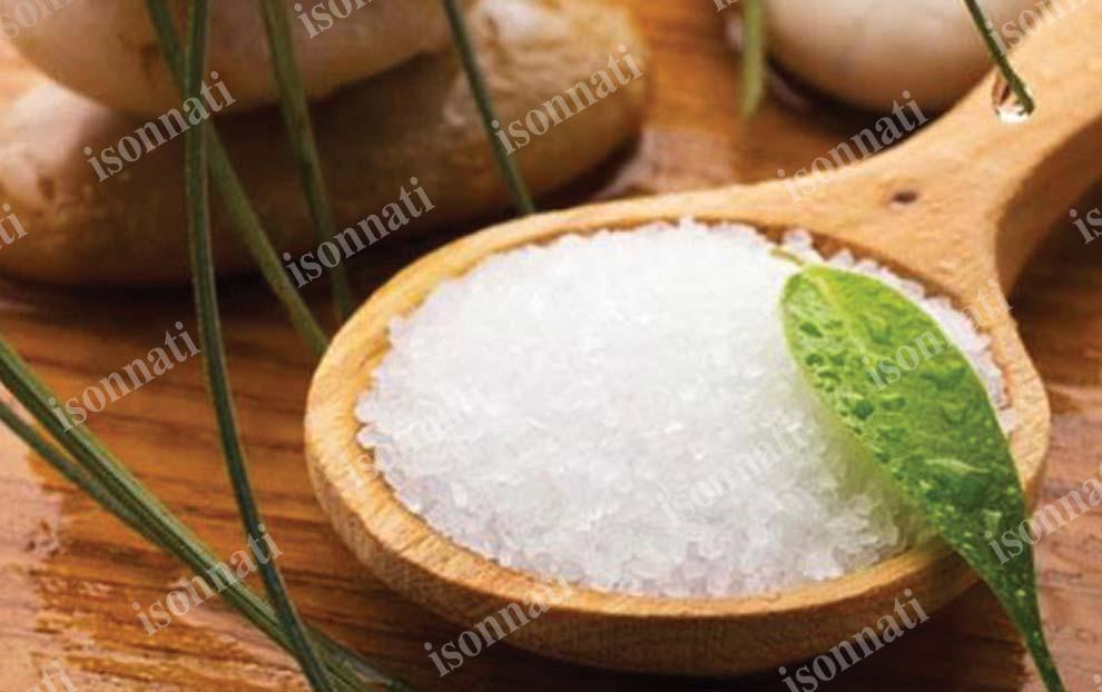 عرضه نمک دریایی ارگانیک با خواص درمانی بالا برای بدن