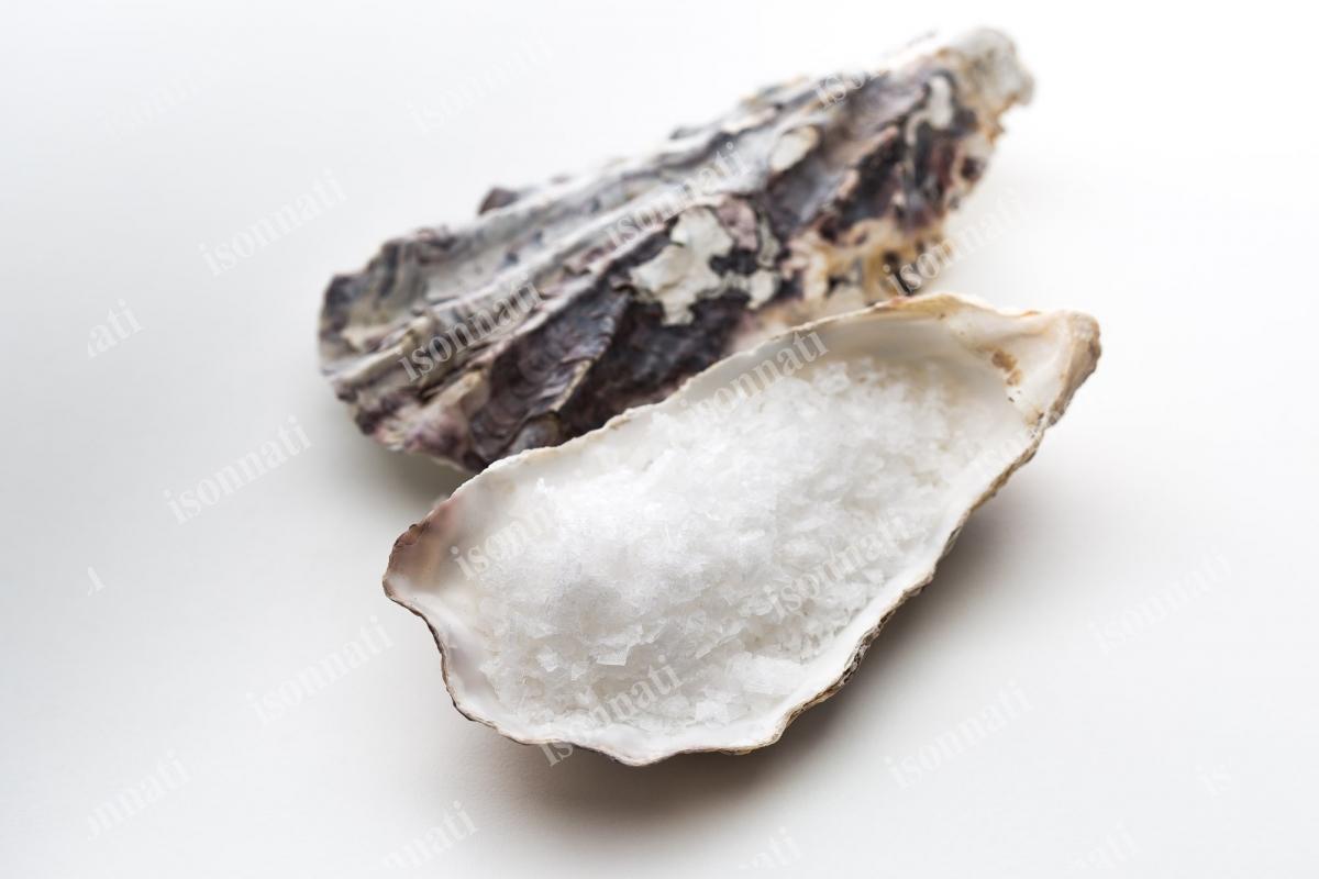نمک دریایی برای جوش پوستی و سلامت کبد