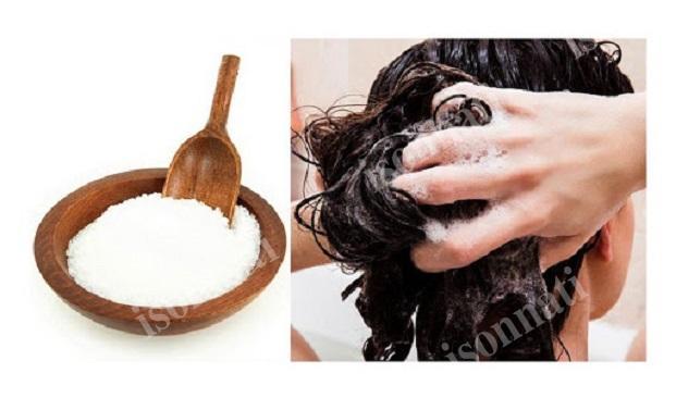 خواص سنگ نمک برای مو و پوست