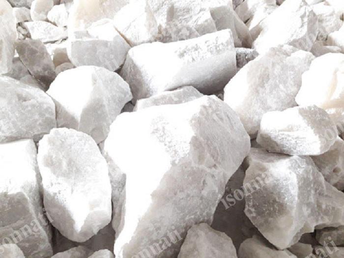 محل استخراج سنگ نمک اصل