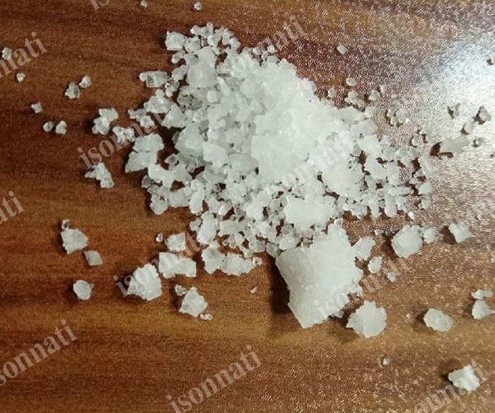 برای فشارخون بالا نمک تصفیه شده یا نمک دریا