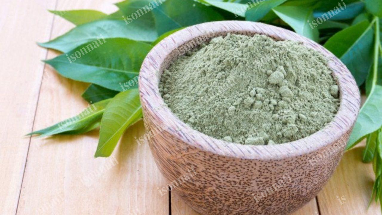 خواص حنای سبز برای پوست