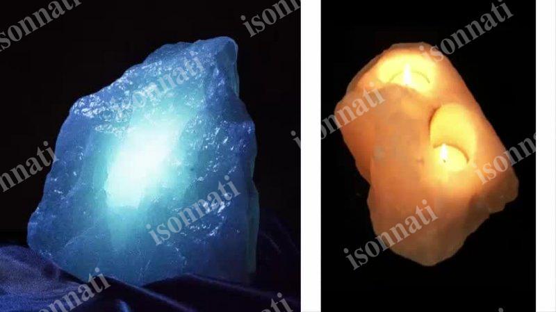 شستن سنگ نمک تزیینی بر خواصش تاثیر دارد؟