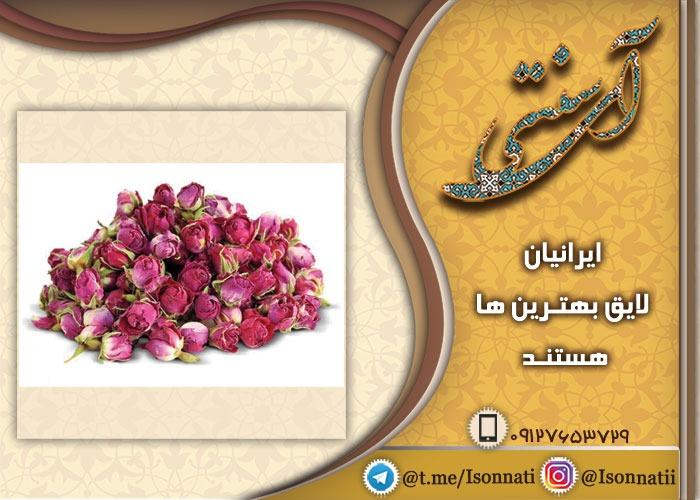 آشنایی با خواص و مضرات گل محمدی