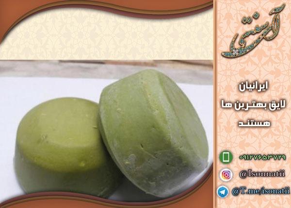 قیمت صابون گیاهی جعفری با بهترین کیفیت | خرید اینترنتی